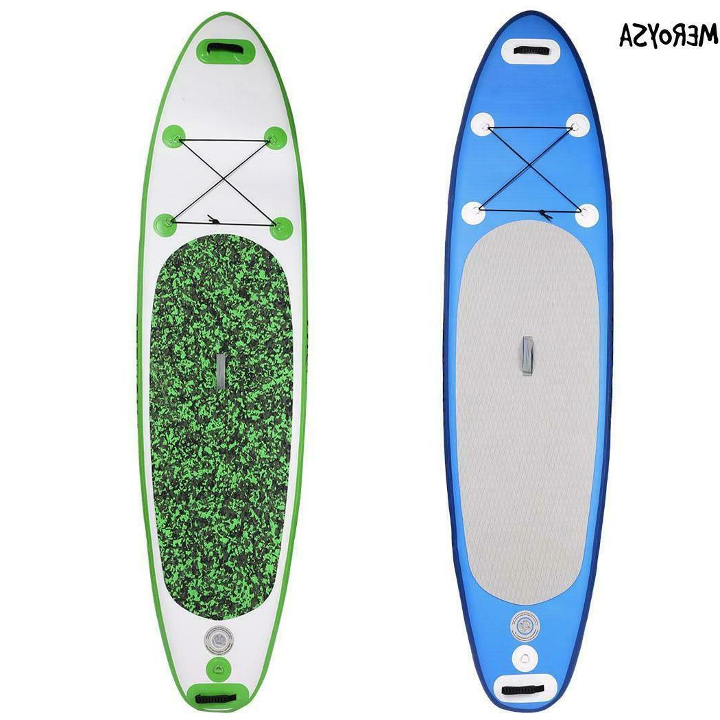 ANCHEER SUP Stand Up Inflatable Board Bundle Adventurer MESA