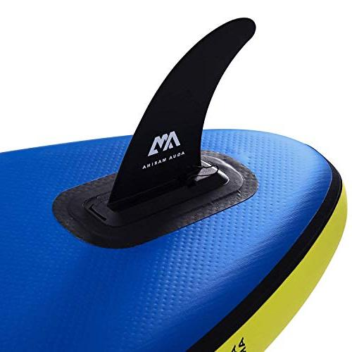 "Aqua 10'6"" Inflatable with Center Fin Action Mount kit"