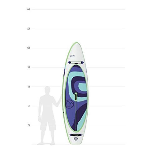 Jimmy Styks Inflatable SUP w/ Pump