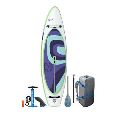 asana inflatable sup stand paddleboard