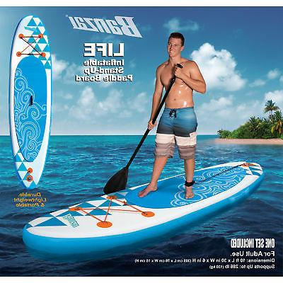 Banzai 10' SUP Stand Up Paddle Adjustable Backpack