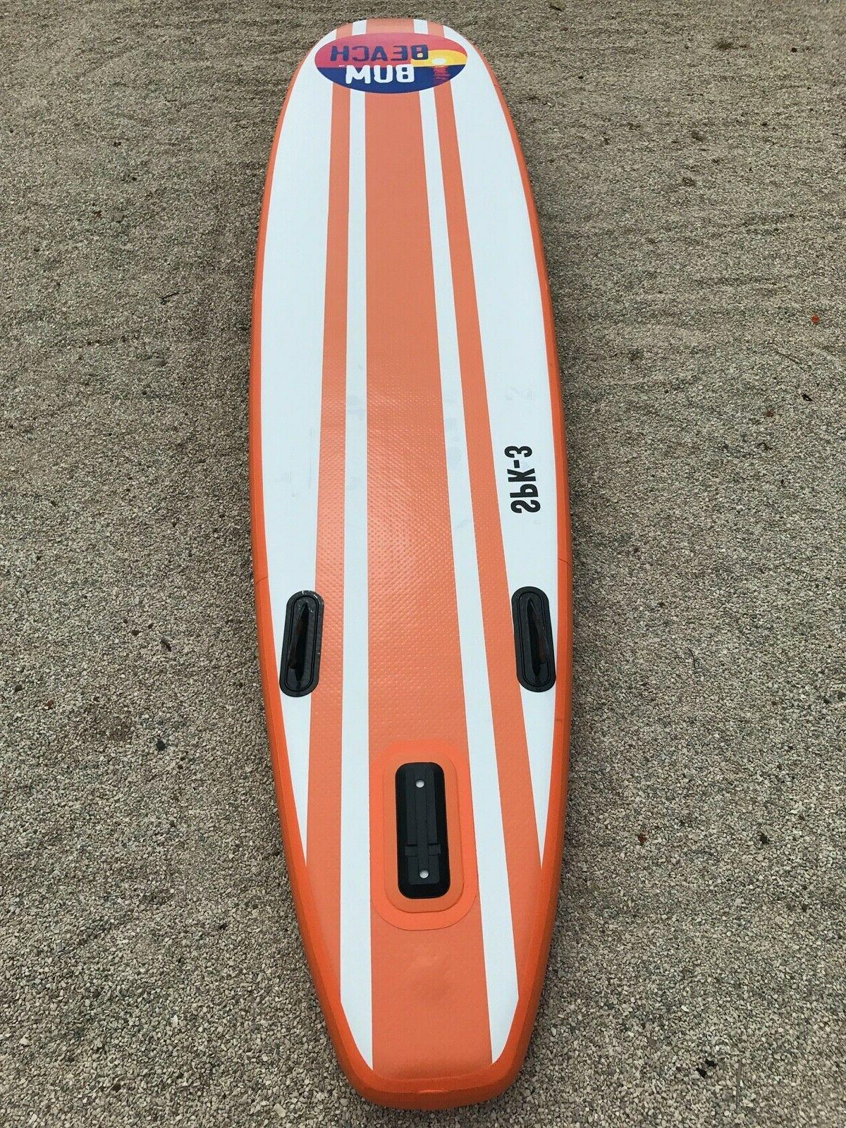 Beach Bum - 10' Stand Up Paddle w/ Paddle and