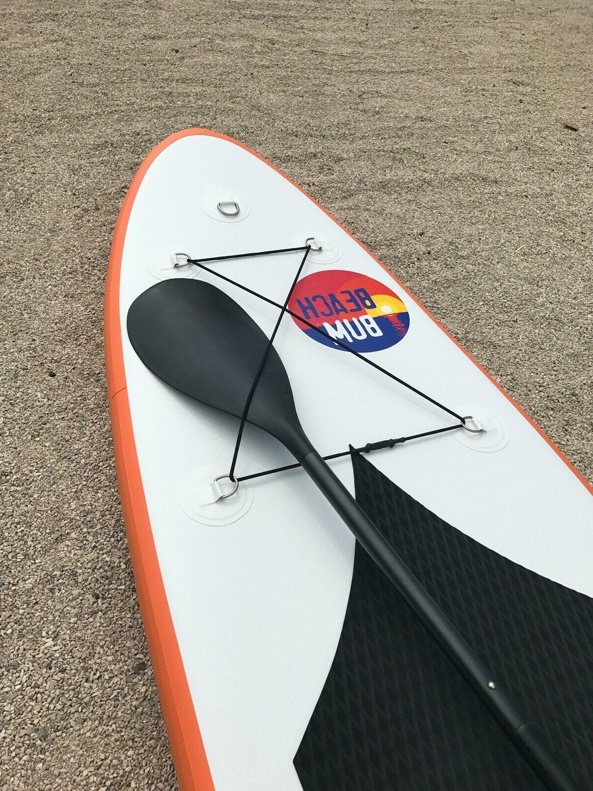 Beach SPK2 10' 10'' Inflatable Up Board Paddle