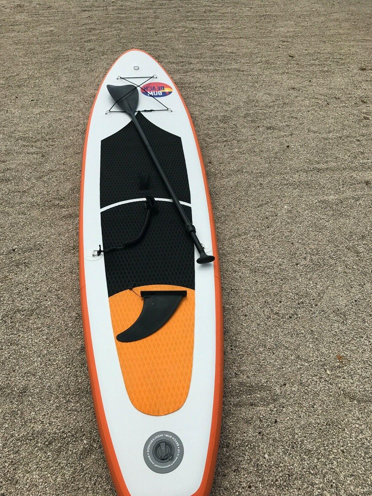 Beach SPK2 10' Up Board w/ Paddle and