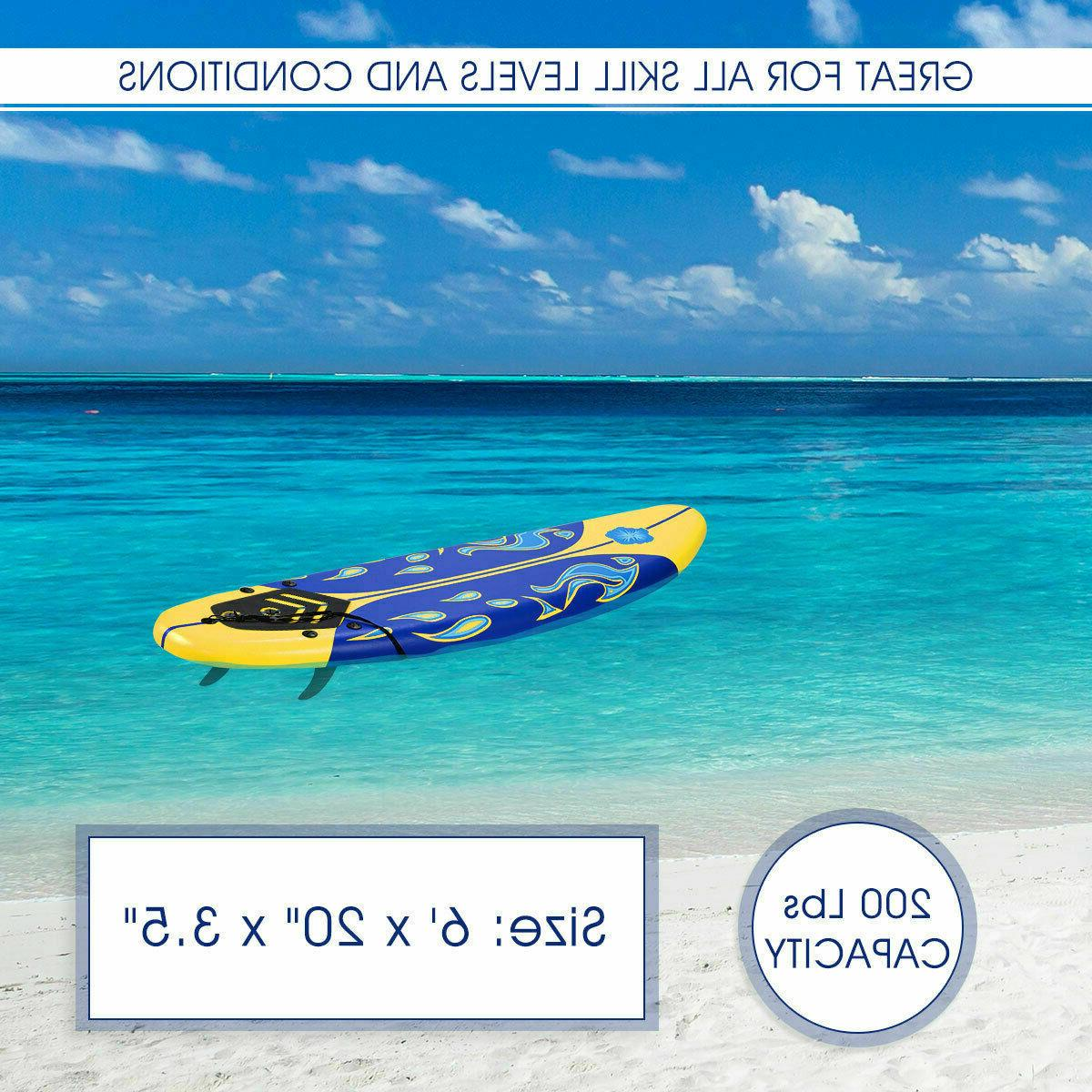 Beach Stand Ocean Thick Water W/Accessories