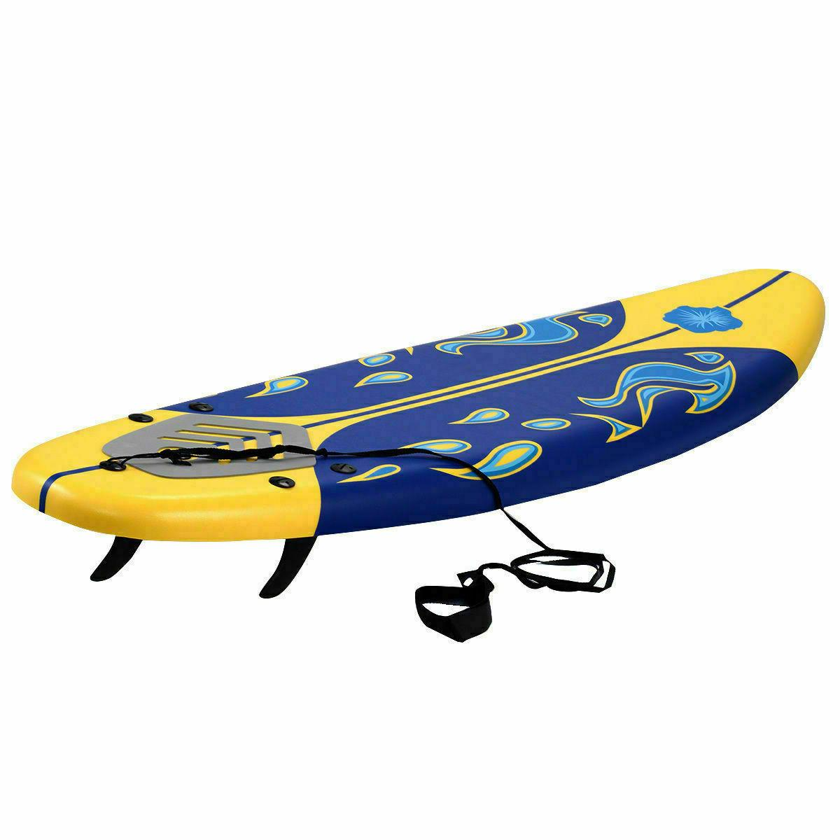 Beach Surf Paddle Stand Ocean Thick Water
