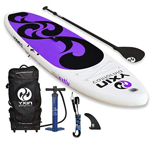beginners yoga inflatable stand paddle