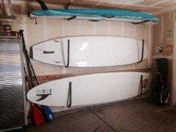 COR Board Racks Stand up Paddleboard | Ceiling Effective Design
