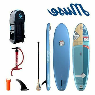 Boardworks SHUBU Muse Inflatable Stand-Up Paddle Board iSUP