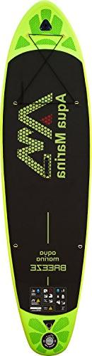 Aqua Marina Breeze 9' Stand Board Inflatable SUP,