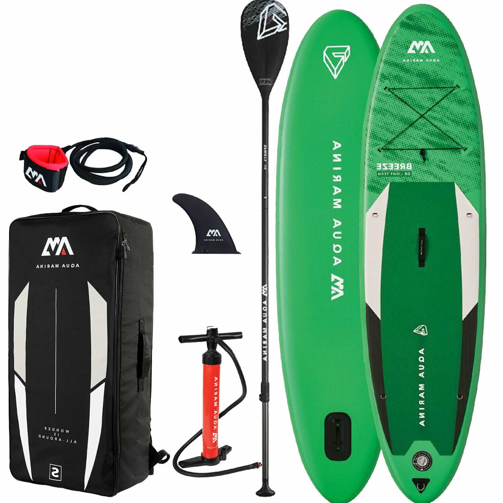 inflatable breeze sup isup stand up paddle