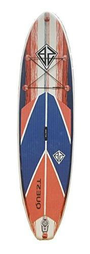 Scott Burke Quest Series 10ft Inflatable Paddle Board Packag
