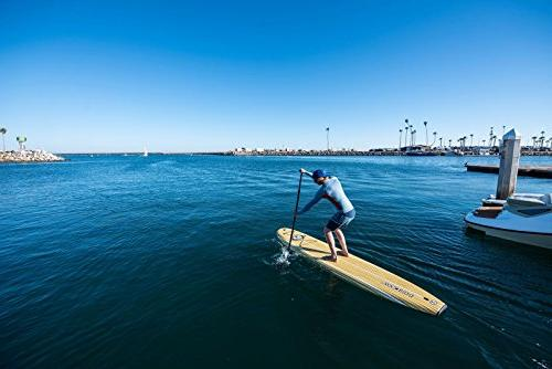 CBC Classic Paddle Board Package: One Fin, Camera Mount, Tail & Roof