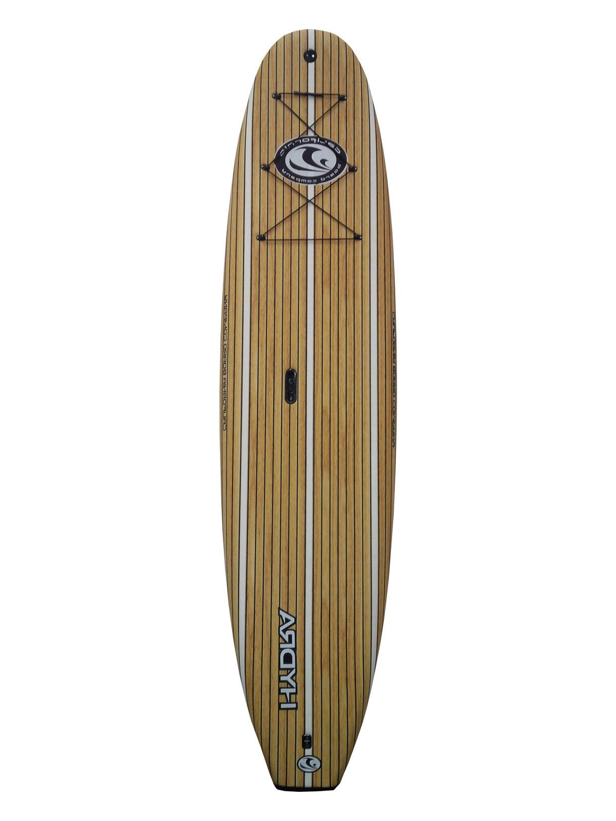 CBC Paddle One Center Mount, Tail Cap & Roof
