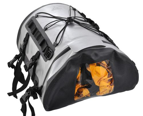 Seattle Deluxe Kayak and Paddle Deck Bag Silver