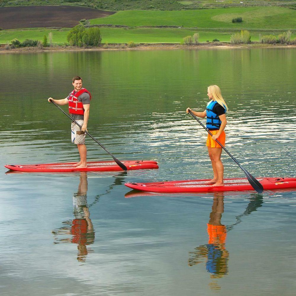 Durable 2-pack Freestyle Paddleboard with