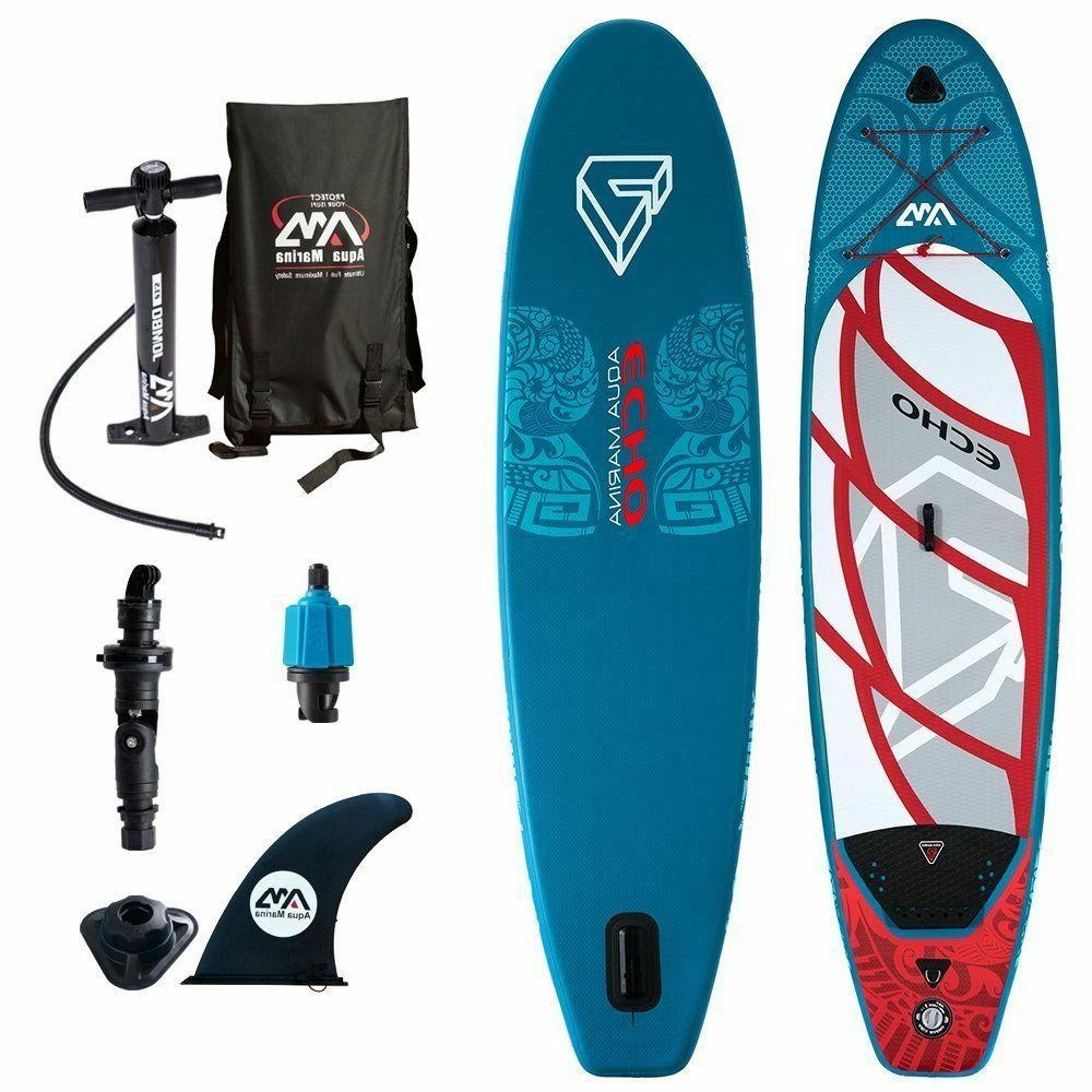 echo 10 6 inflatable stand up paddleboard