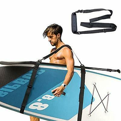 enhanced stand paddle board strap