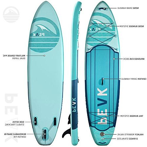 Peak Stand Up Adj Paddle, and