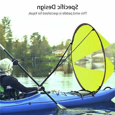 """42"""" Portable PVC Wind Paddle Instant Popup Board"""