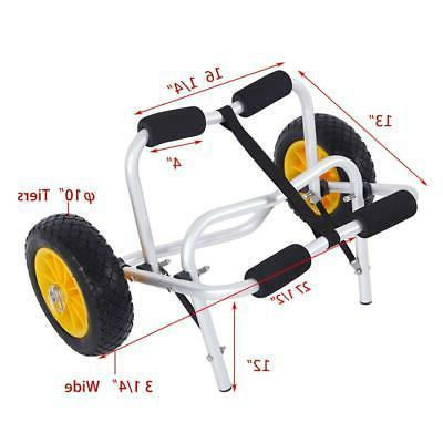Foldable Cart Trailer Board