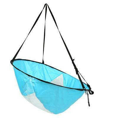 Foldable Paddle Popup Canoe Kayak Sail Accessories