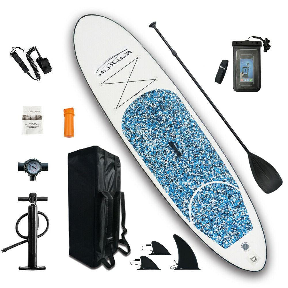 fw inflatable paddle board10 30 4w adjustable