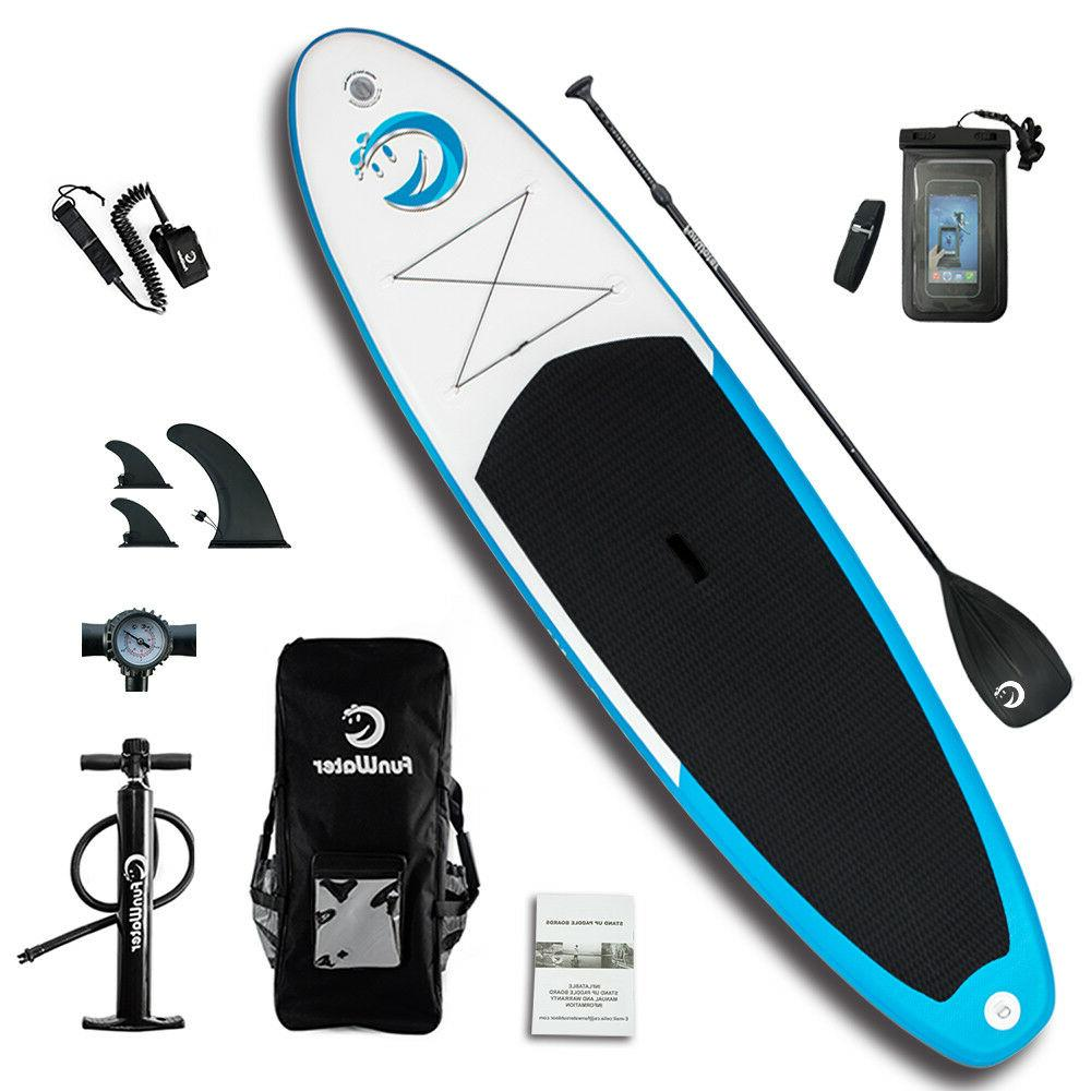 fw inflatable paddle board11 32 6w adjustable