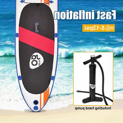 Goplus Stand Up Fin Backpack