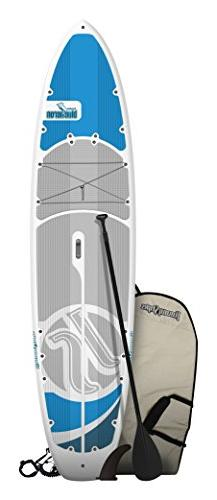 Jimmy Styks Blue Heron Stand Up Paddle Board, Blue/Gray, Lar