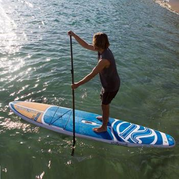 hybrid 208 stand paddle board