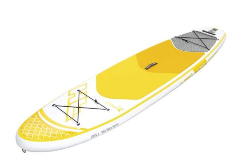 Bestway Hydro Force Inflatable 10 Foot Cruiser Tech SUP Stan