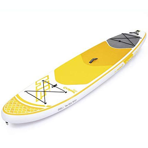 hydro force inflatable cruiser sup