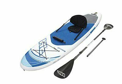 hydro force oceana inflatable stand up paddle