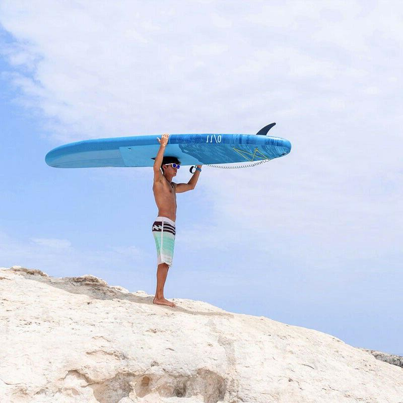 """Inflatable 11' Board 6"""" Thick Pump Intermediate Boards"""