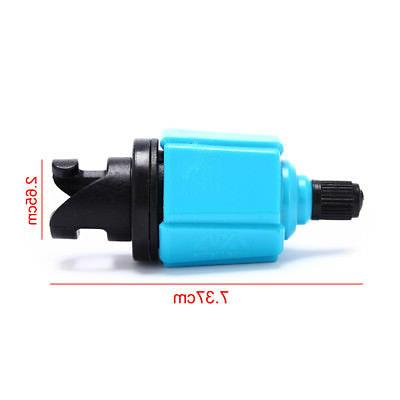 Inflatable air valve adaptor board up paddle board kayak FTK