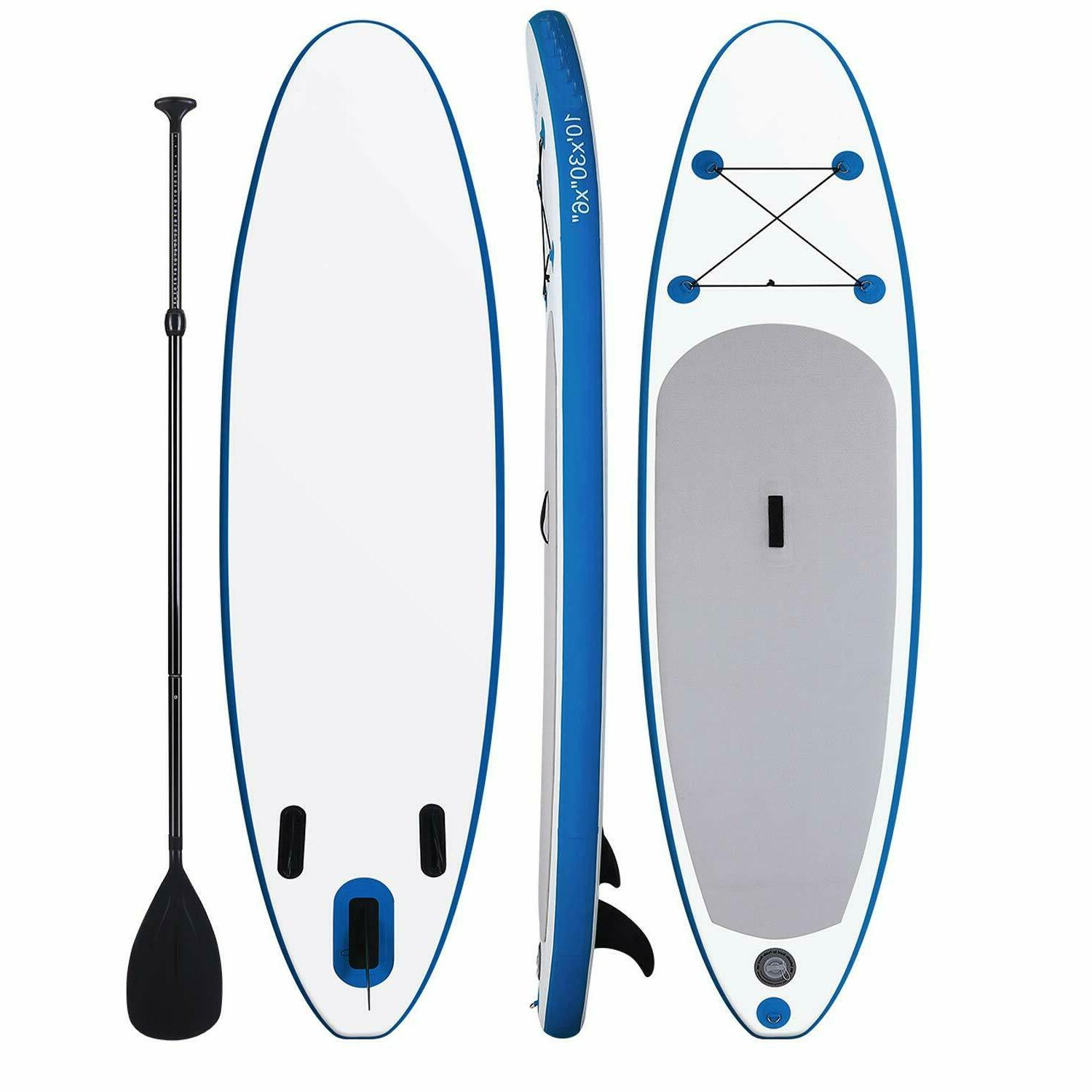 ANCHEER Edge 10ft x Stand Paddle Board
