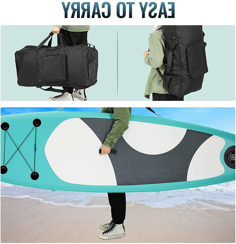 Inflatable Surfboard Thick + Bag