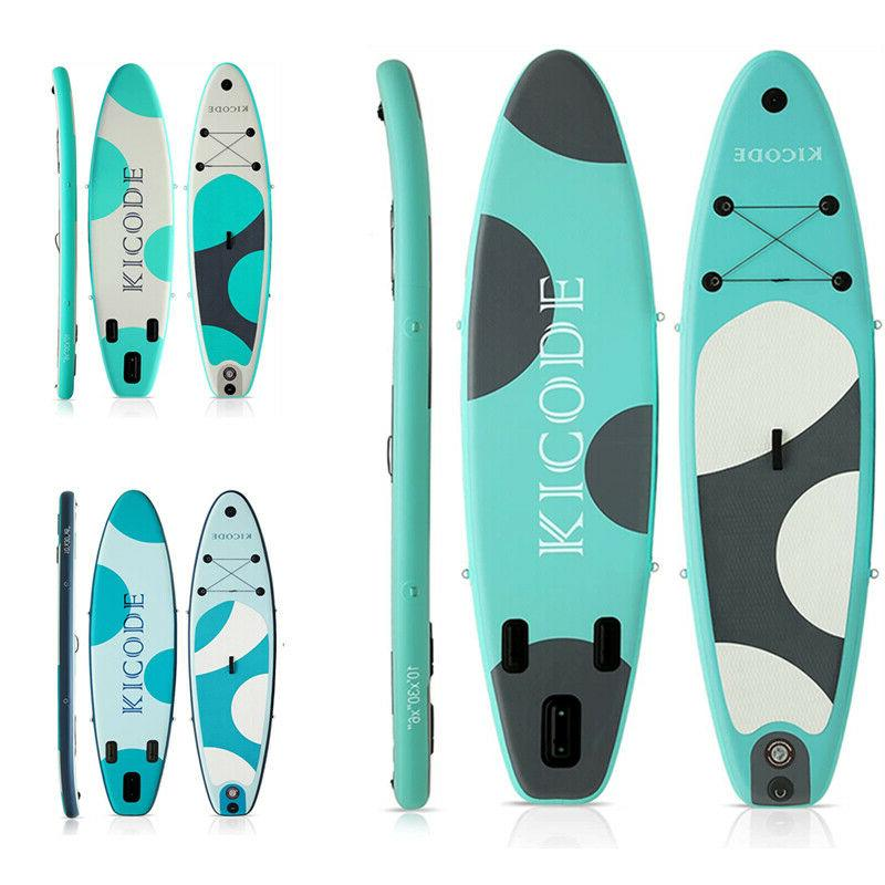 inflatable paddle board sup surfboard 6 thick