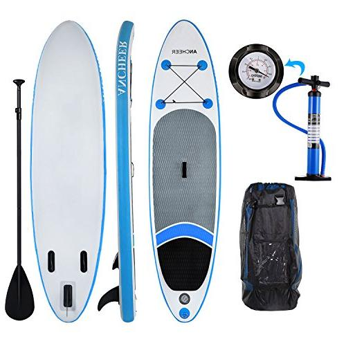 inflatable stand paddle board 10