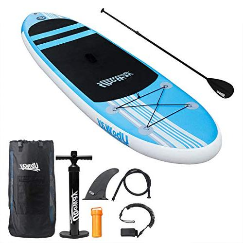 inflatable stand paddle board 6