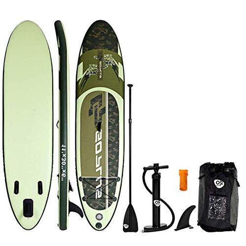 inflatable stand paddle board isup