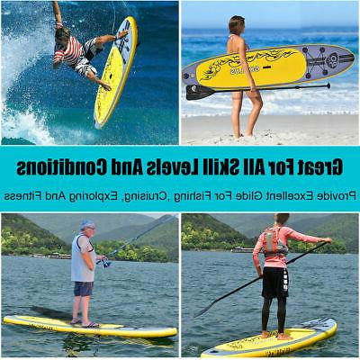11' Stand Paddle 3