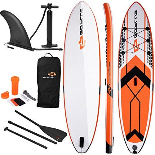 inflatable stand paddle board sup