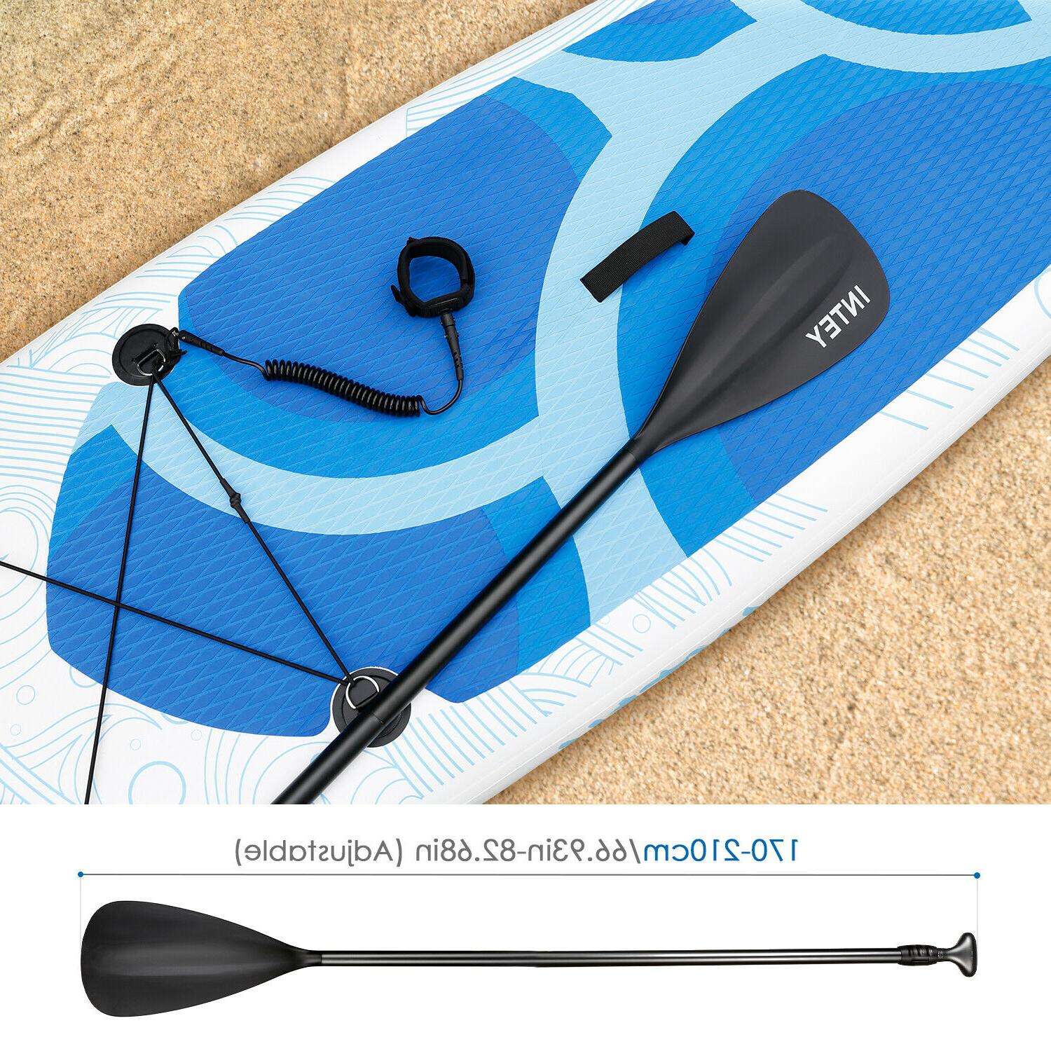 Inflatable Up Paddle Board SUP Paddleboard BlueWave Surfboard