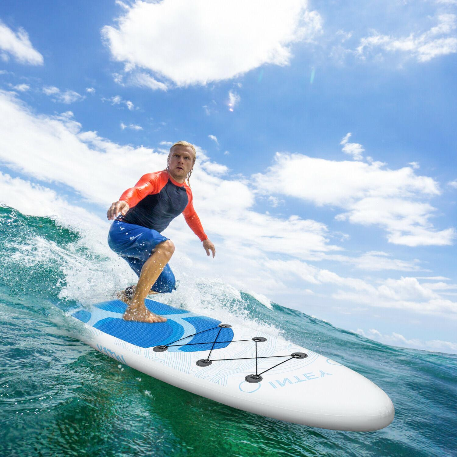 Inflatable Stand Up Board Standing Paddleboard Surfboard