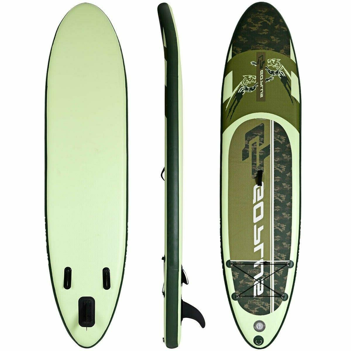 inflatable stand up paddle board 11 feet