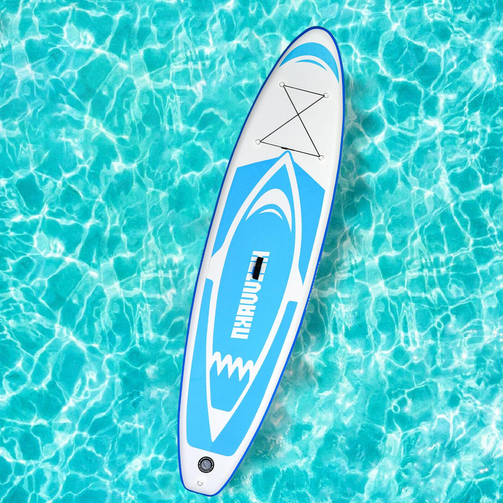 Inflatable Up Paddle Board Anti-Slip Deck