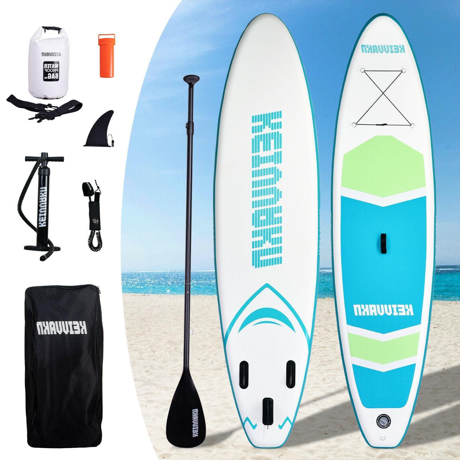 Inflatable Stand Up Anti-Slip Deck Adults