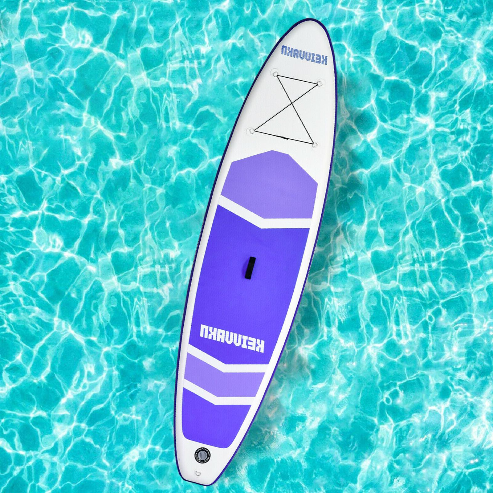 Inflatable Up Board Wide Anti-Slip Deck Adults